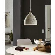 Hängeleuchte Coretto 3 - Weiß, MODERN, Metall (17/110cm)