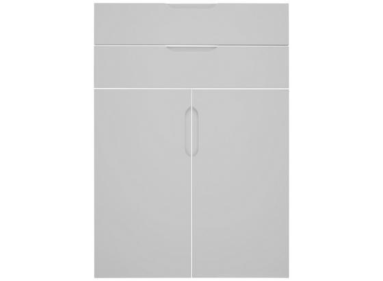 Sada Čelných Strán Line4 - biela, Moderný, kompozitné drevo (74/103/2cm)