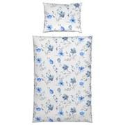 Bettwäsche Flower - Blau, ROMANTIK / LANDHAUS, Textil - James Wood