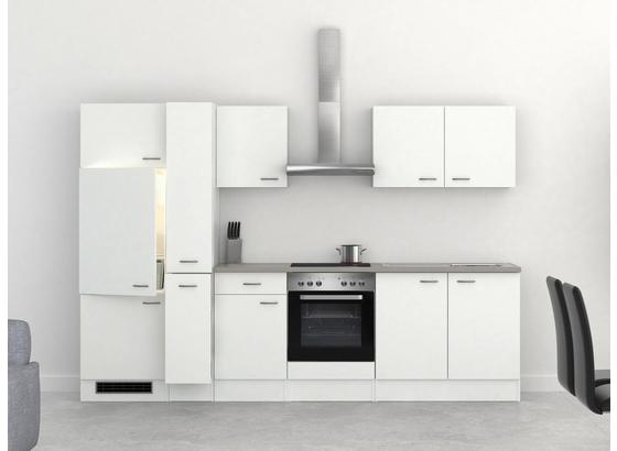 k chenblock wito 300cm wei online kaufen m belix. Black Bedroom Furniture Sets. Home Design Ideas