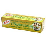 Biobeutel 10 L - 7 Stück - Transparent, KONVENTIONELL, Kunststoff (16,8/4,5/4,5cm)
