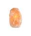 Salzsteinleuchte Stone - Orange, KONVENTIONELL, Stein (12/14cm) - Ombra