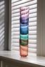 Wasserglas Mirella - Taupe/Pink, MODERN, Glas (7,2/14,2cm) - Luca Bessoni