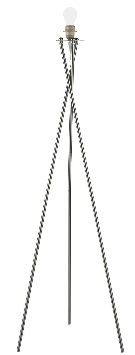 Noha Svítidla Andrea - barvy niklu, kov (145cm) - Mömax modern living