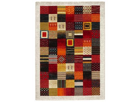 Tkaný Koberec Lima 1 - oranžová/čierna, Štýlový, textil (80/150cm) - Mömax modern living