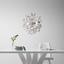 Závesná Lampa Nala1 Ø/v: 50/120cm, 25 Watt - Moderný, kov/plast (50/120cm) - Premium Living