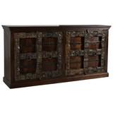 Sideboard Sideboard - Braun/Bronzefarben, Basics, Holz (180/90/45cm)