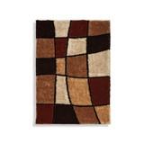 Shaggy Szőnyeg Fancy - Bézs/Barna, konvencionális, Textil (120/170cm) - Luca Bessoni