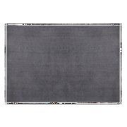 Webteppich Dunkelgrau Nala 160x230 cm - Dunkelgrau, MODERN, Textil (160/230cm) - Luca Bessoni