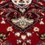 Szőnyeg 60/110cm Pierre - Piros, konvencionális, Textil (60/110cm)
