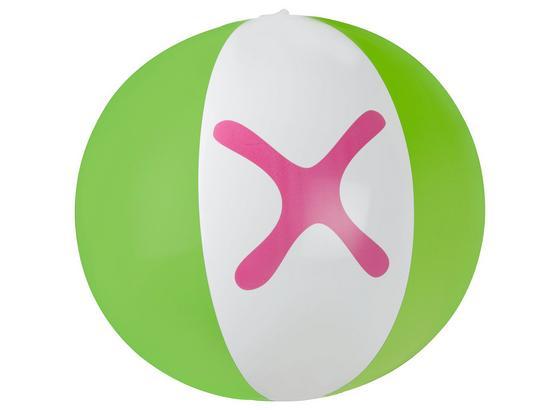 Vodní Míč Mömax 4 You -ext- - pink/zelená, umělá hmota (25cm)