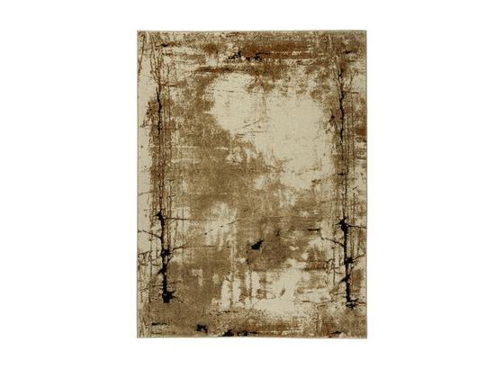 Webteppich Alejandro 120x170cm - Braun, Basics, Textil (120/170cm) - James Wood