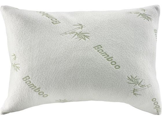 Šíjový Opěrný Polštář Bamboo -ext- - bílá, textil (40/80cm) - Mömax modern living