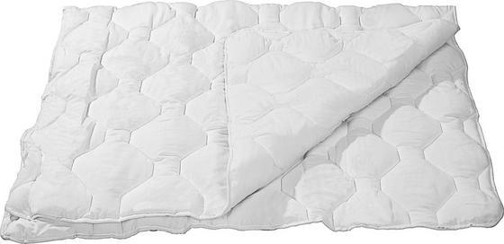 Steppdecke Aloe Vera - Weiß, KONVENTIONELL, Textil (140/200cm)