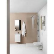 Laufen Hänge WC-Set Pro - Weiß, Basics, Keramik/Kunststoff (53/36/34cm) - Laufen