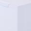 Schuhkipper Cubu Weiß - Weiß, MODERN, Kunststoff (29/35,5/39,9cm)
