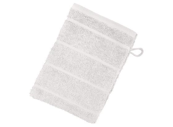 Waschlappen Liliane - Naturfarben, KONVENTIONELL, Textil (16/21cm) - Ombra