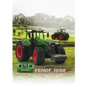 Traktor Fendt 1050 Vario - Dunkelgrau/Rot, Basics, Kunststoff (38,8/17,3/21,5cm)