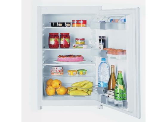 Einbaukühlschrank mit Abtaueinrichtung, Kic 1451 - Weiß, Kunststoff/Metall (59.5/89.5/58cm)