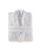 Bademantel Amira - Weiß, KONVENTIONELL, Textil (S-XL) - Ombra