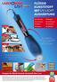Flüssigkunststoff mit Uv Licht Lazer Bond USA ™ - Blau/Schwarz, Kunststoff (13,3/0,24/0,38cm) - Mediashop