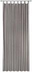 Kombivorhang Liliane - Silberfarben, ROMANTIK / LANDHAUS, Textil (140/255cm) - James Wood