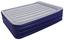 Bestway Luftbett Nightright Raised Queen 67528 - Blau/Grau, Kunststoff (203/152/56cm) - Bestway
