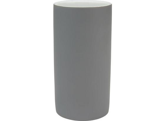 Pohár Melanie - antracitová, Konvenčný, keramika (6,5/12cm) - Mömax modern living