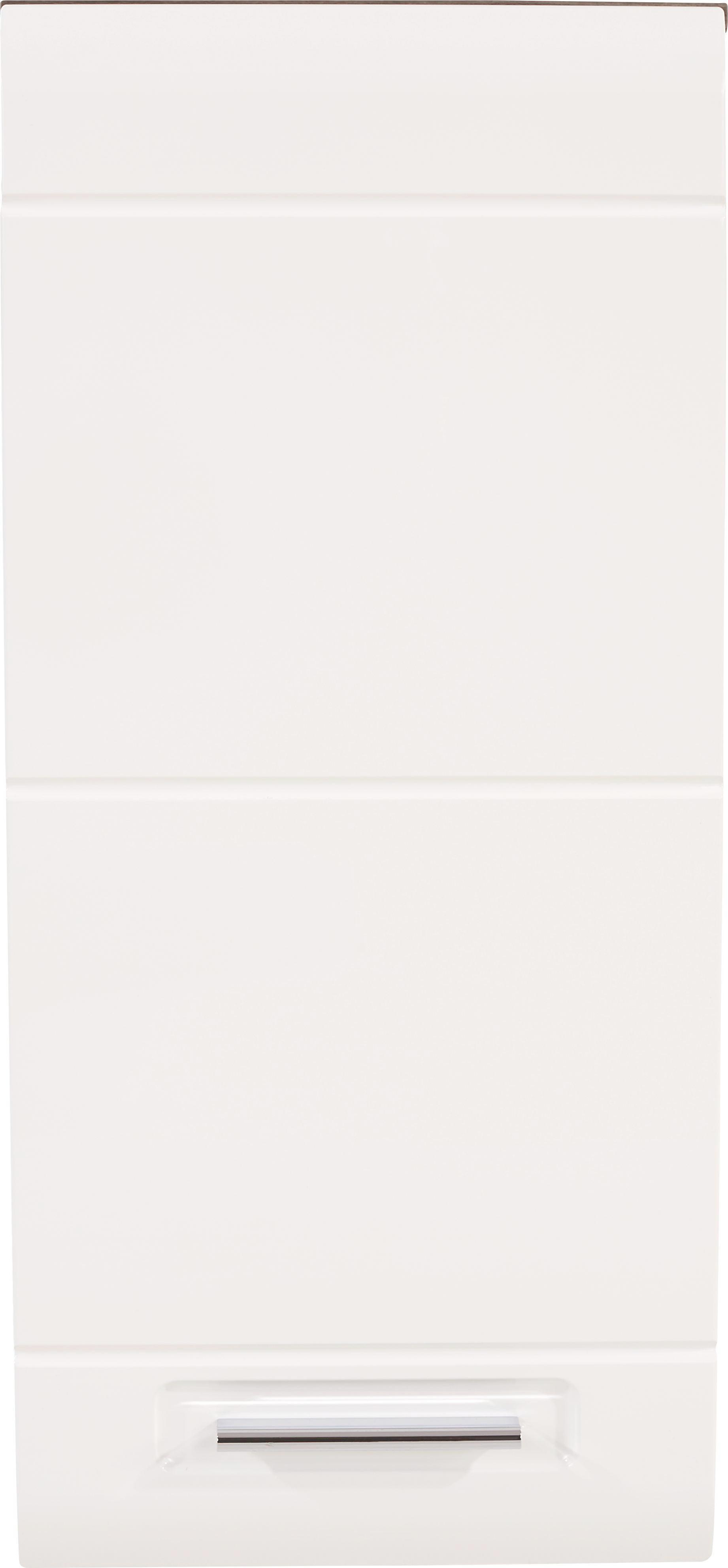 Faliszekrény Avensis - fehér, modern, faanyagok (35/72/20,5cm) - LUCA BESSONI