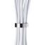 Závěsné Svítidlo Padua - bílá, Moderní, umělá hmota (22/147cm) - Mömax modern living