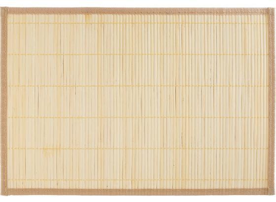 Prostírání Asia - přírodní barvy, dřevo (30/45cm) - Mömax modern living