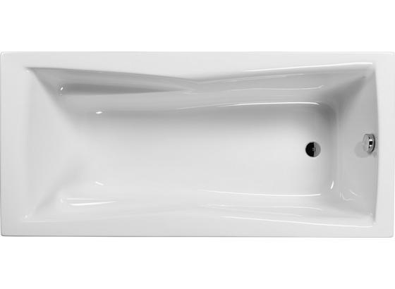 Badewanne vienna 170 online kaufen m belix for Asymmetrische badewanne 170