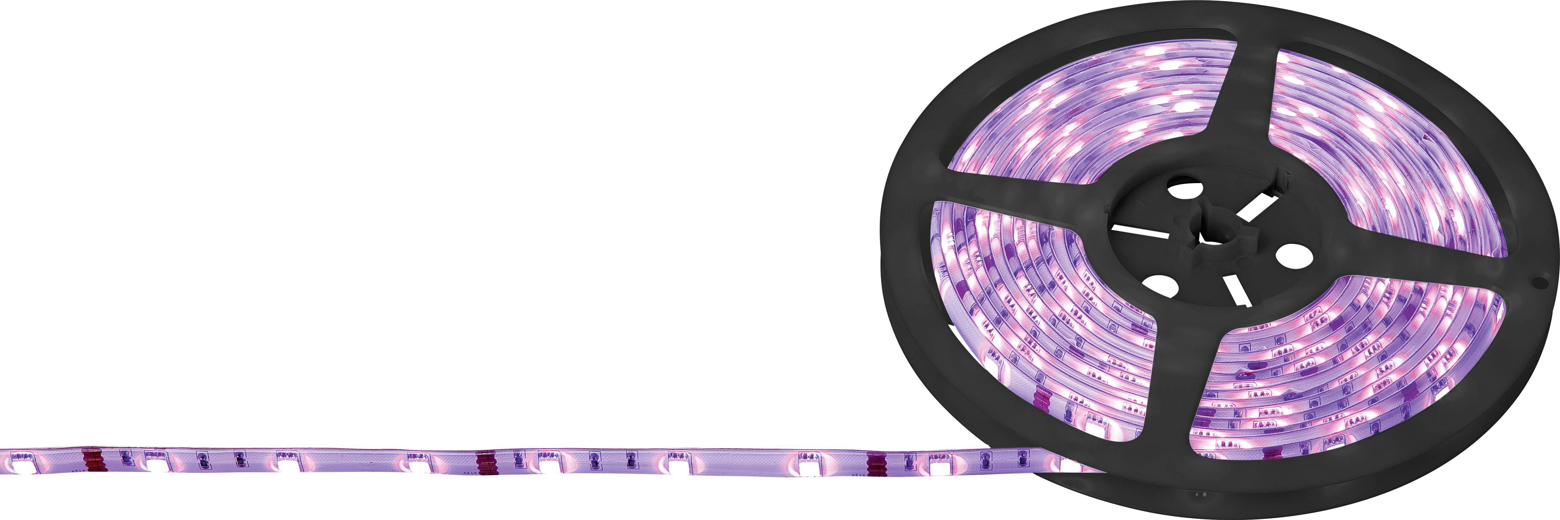 Led Dekoračná Lampa Karl -top- -ext- - viacfarebné, umelá hmota (500cm) - MÖMAX modern living