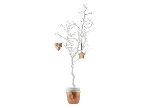 Větvička Dekorační Sam - bílá, umělá hmota (115cm) - Mömax modern living