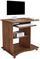 Schreibtisch Olin - Dunkelbraun, MODERN, Holzwerkstoff (78/75/50cm)