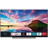 49 Zoll Fernseher Led 49v6863Dg Uhd/4k Smart TV - Schwarz, MODERN, Metall (110,5/66,7/22,3cm) - Toshiba