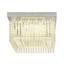 Led Stropná Lampa Azra - Moderný, kov/plast (36/36/21,5cm) - Mömax modern living