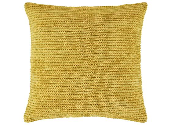Poťah Na Vankúš Maxima -ext- - farby mosadze, textil (50/50cm) - Mömax modern living