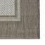 Hladko Tkaný Koberec Naomi 2 - sivá/béžová, Konvenčný, textil (100/150cm) - Based