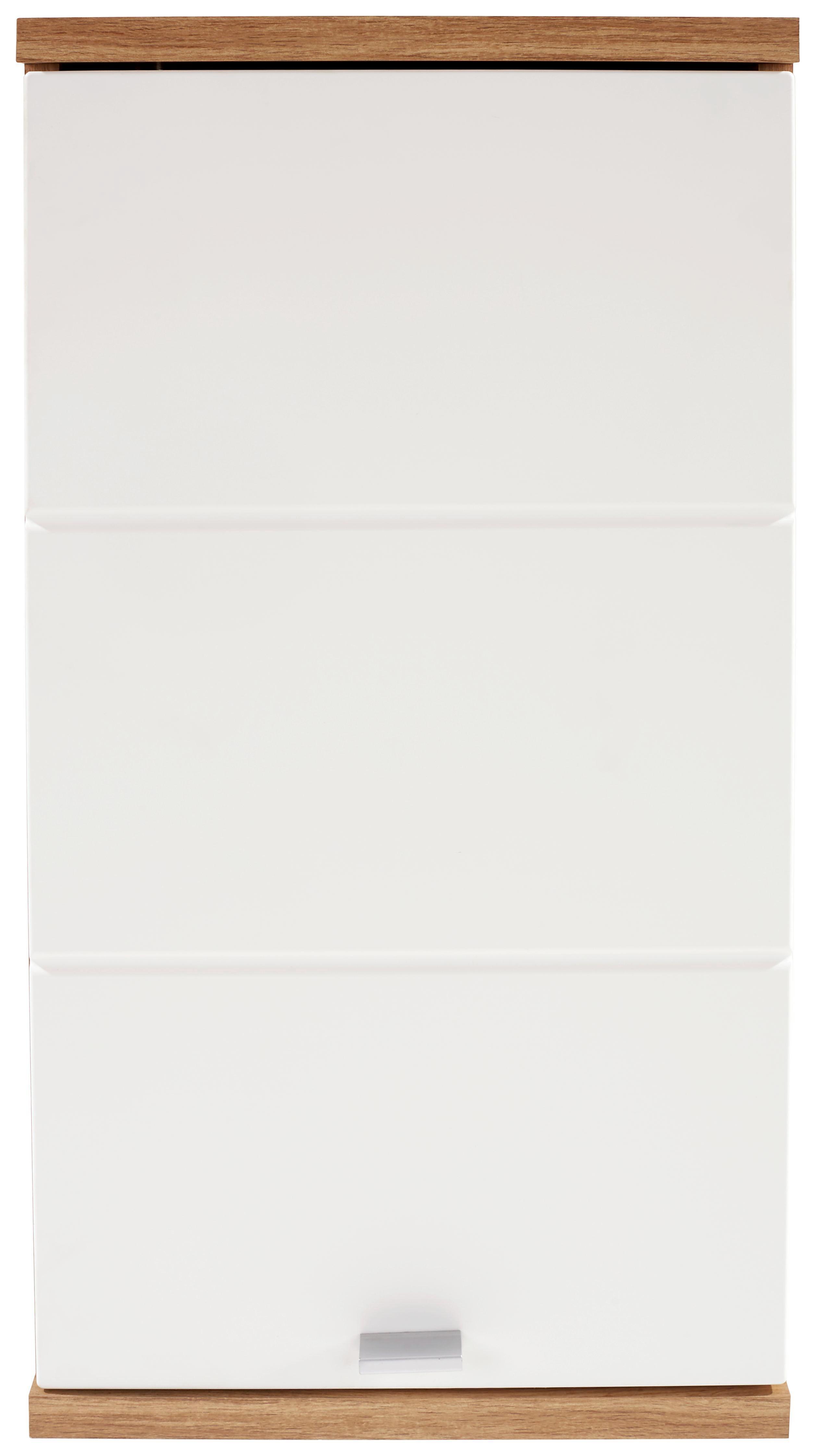 Faliszekrény Feeling New Flh01 - tölgy színű/fehér, konvencionális, faanyagok (35/70/25cm)