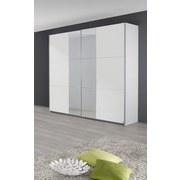 Skriňa Fellbach - Moderný, drevený materiál (175/210/59cm)