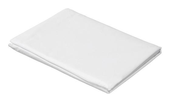 Leintuch Jena 150x250cm - Weiß, KONVENTIONELL, Textil (150/250cm) - Ombra