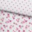 Povlečení Millefleur Wende - růžová, Romantický / Rustikální, textil (140/200cm) - Mömax modern living