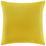Dekoračný Vankúš Cenový Trhák - žltá, textil (50/50cm) - Based