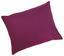 Kissenhülle Antoinette 70x90 cm - Bordeaux/Lila, KONVENTIONELL, Textil (70/90cm) - Ombra
