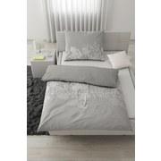 Posteľná Bielizeň Andrea - svetlosivá, Romantický / Vidiecky, textil (140/200cm) - Mömax modern living
