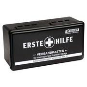 Kfz-verbandkasten für Mehrspurige Kfz-fahrzeuge - Schwarz/Weiß, KONVENTIONELL, Kunststoff (22/9/11cm)