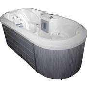 Whirlpool Ec2000 Como - Braun/Weiß, MODERN, Kunststoff (225/78/100cm)