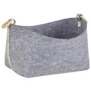 Korbset Alihan - Hellgrau, Basics, Textil (32/25/22cm) - Luca Bessoni