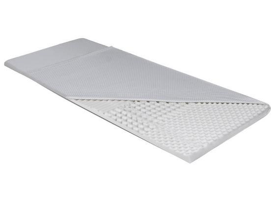 Vrchní Matrace Viva Pur - bílá (200/180/6cm) - Primatex